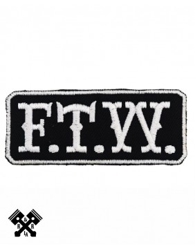F.T.W. Patch