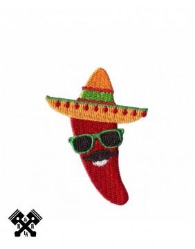 Parche Chili Mexicano