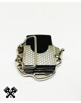 Hebilla Cinturon Revolver, vista trasera