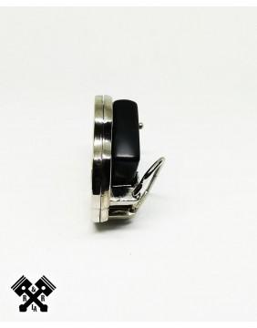 Hebilla Cinturon Revolver, vista lateral