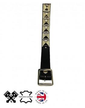 Choker Piramides 1 Fila, detalle