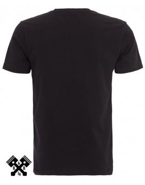 King Kerosin Devil Inside T-shirt, back