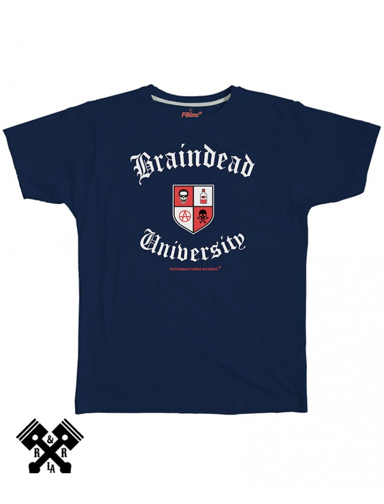 FBI Braindead University T-shirt