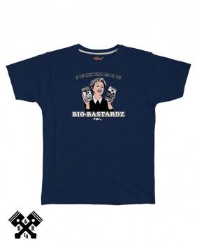 FBI Bio Bastardz T-shirt