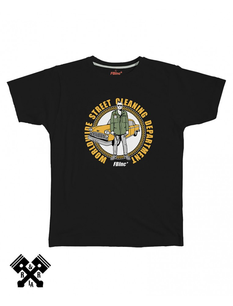 FBI Street Cleaner T-shirt