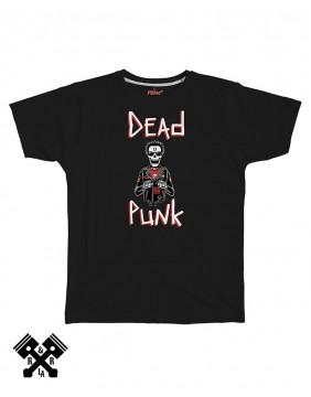FBI Dead Punk T-shirt