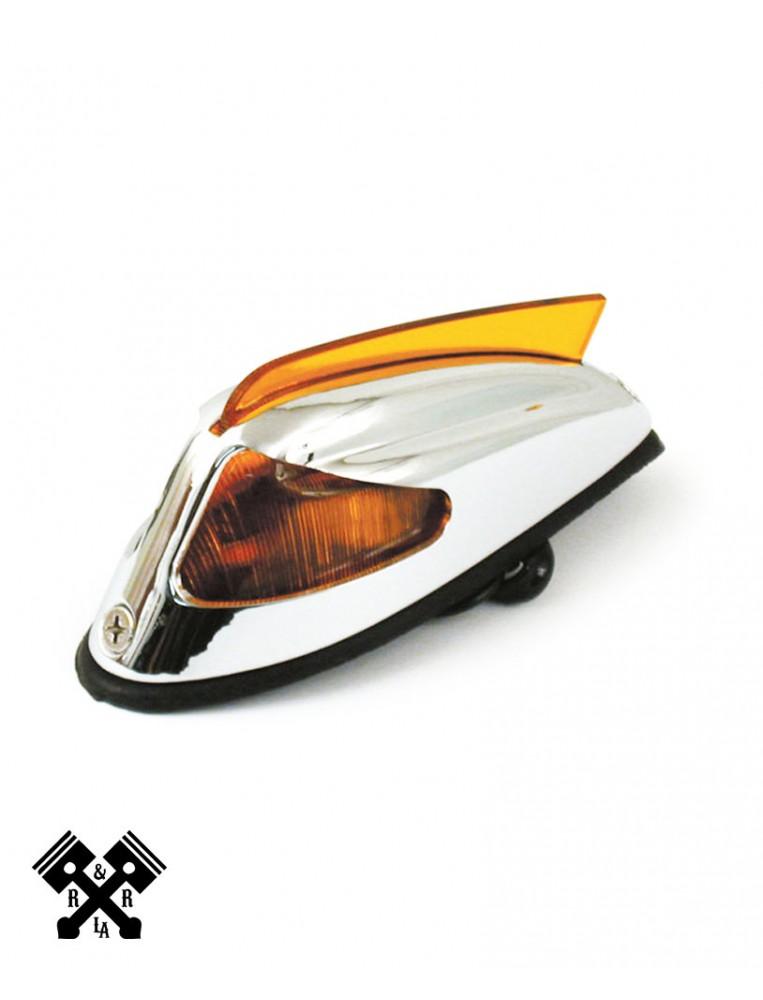 Retro Amber Fenderlight 50-57 style