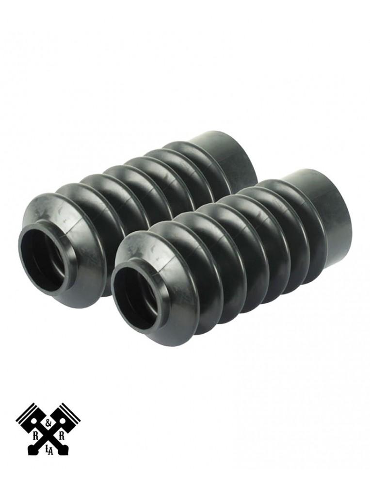 Fuelles de Horquilla Negro 39mm