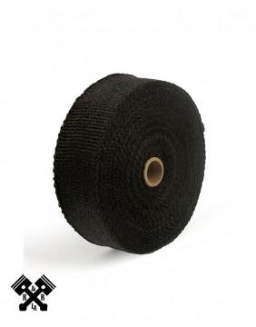 "Exhaust Insulating Wrap 2"" Black"