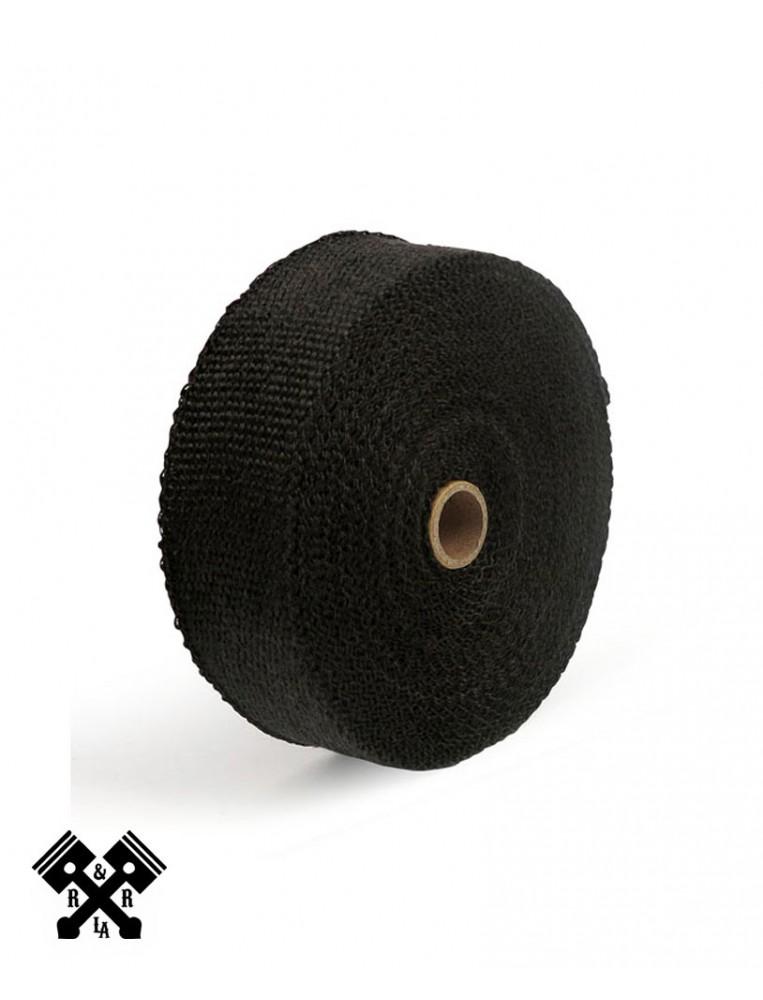 Cinta Anticalórica Negro 5cm