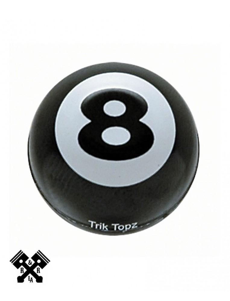 Eight Ball Valve Stem Caps