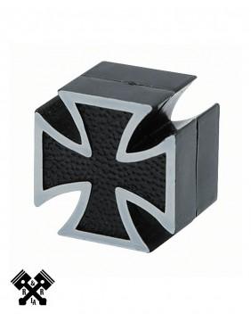 Iron Cross Valve Stem Caps
