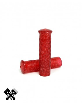 """Anderson 1"""" Red Grips Glitter"""