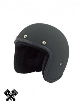 Bandit Jet Helmet Black Flat, front