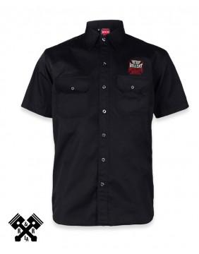Hotrod Hellcat Monster Madness Work Shirt front