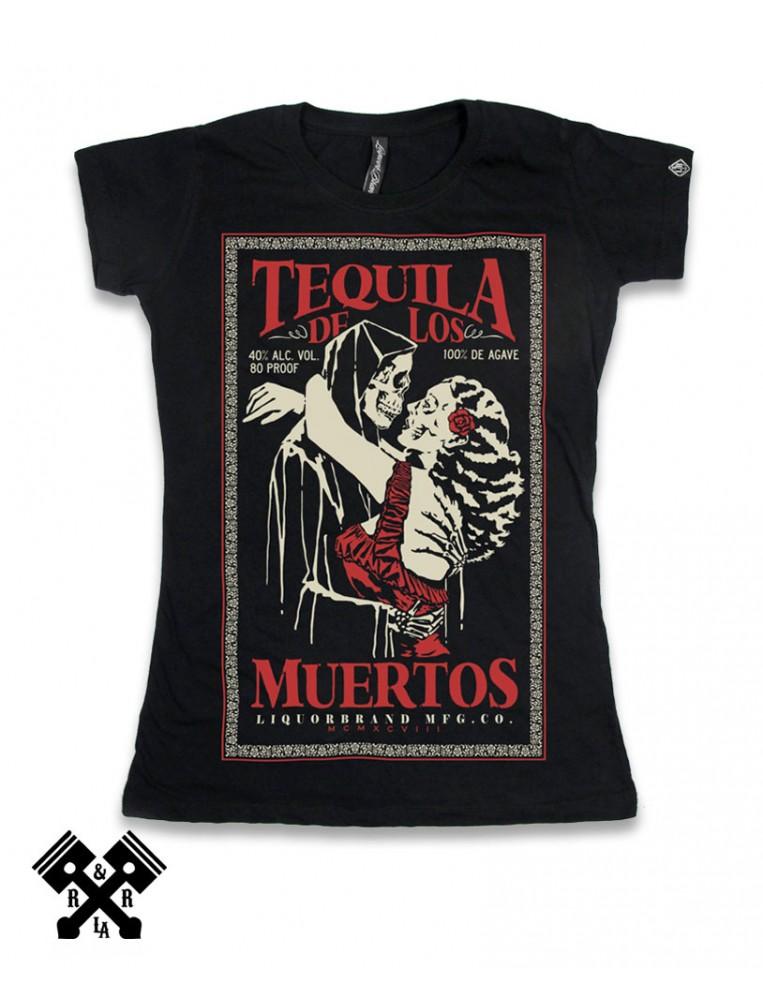 Liquorbrand Camiseta Tequila