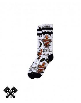 American Socks Calcetines You Sock Medio-Alto