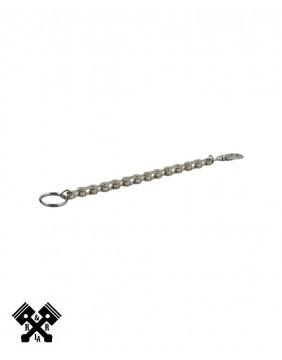 Drive Chain Motorcycle Keychain