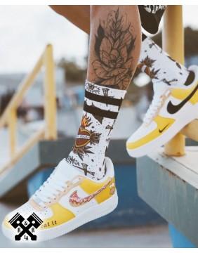 American Socks Calcetines You Sock Medio-Alto, ejemplo