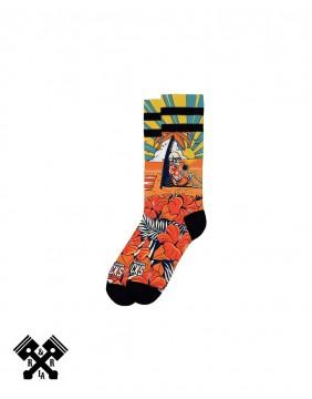 American Socks Summer Paradise Mid-High