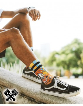 American Socks Summer Paradise Mid-High, example