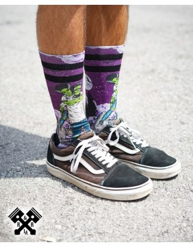 American Socks Calcetines Frankenstein Medio-Alto, ejemplo