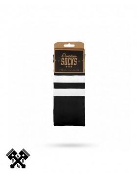 American Socks Calcetines Back in Black II Medio-Alto, pack