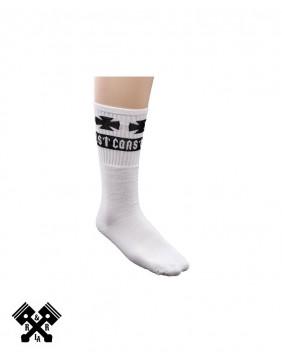 WCC Logo Socks Mid-High