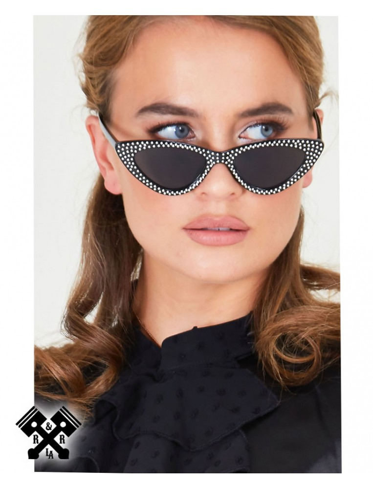 Voodoo Vixen Dolly Sparkle Sunglasses main
