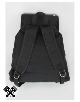 Studs 'N' Stuff Backpack, rear view