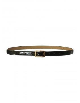 Cinturón Martha Negro, marca Collectif para mujer