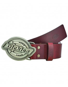 Cinturon Everett Caoba, marca Dickies para hombre