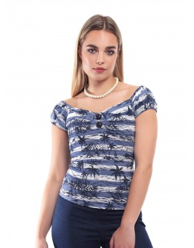 Collectif Dolores Mahiki Top