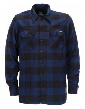 Dickies Sacramento Shirt Blue
