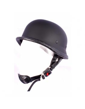 OSX German Helmet Black Flat
