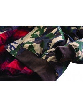 Dickies Cornwell camo Jacket for men lining