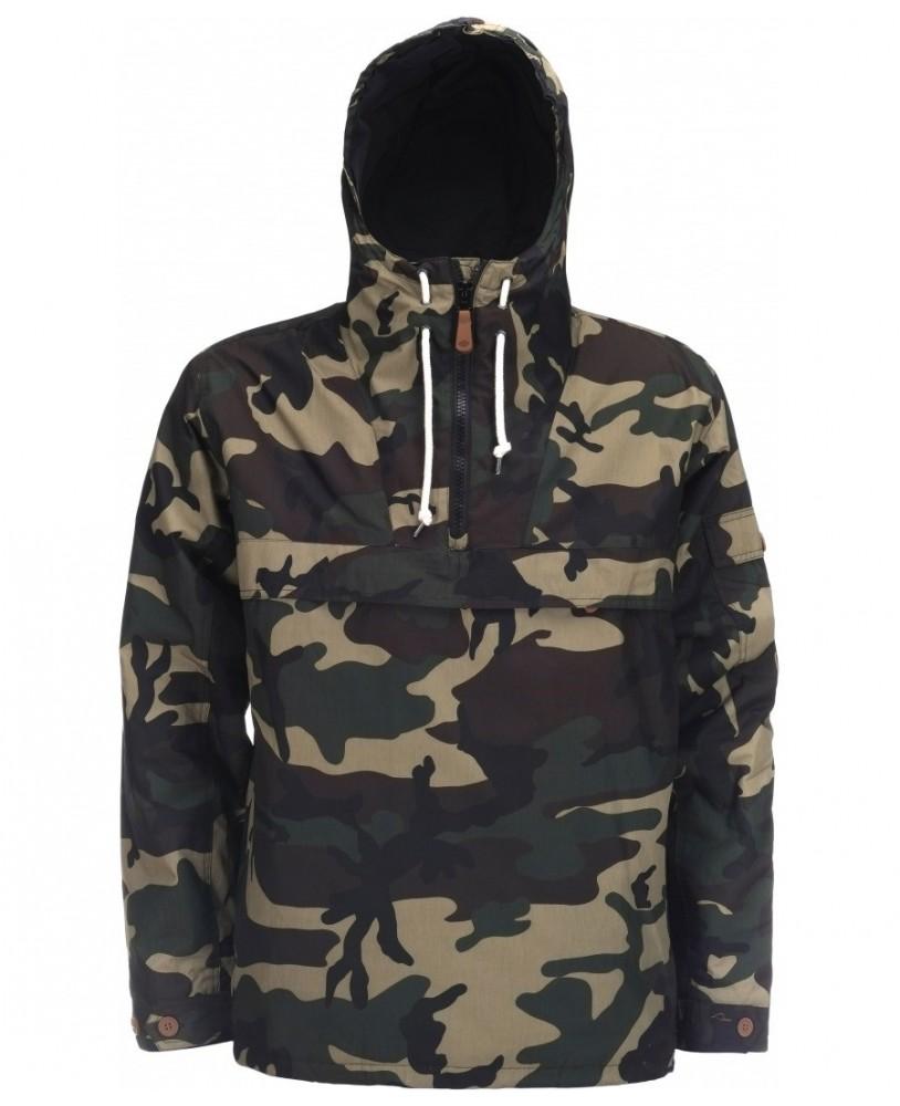 Dickies Milford waterproof Jacket front