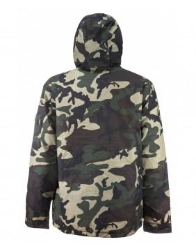 Dickies Milford waterproof Jacket back