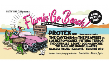 Flamin'Go Beach! 2019