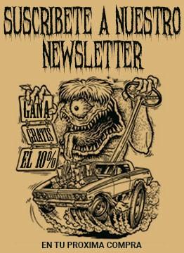 Subscribete a nuestro newsletter para un 10% en tu primer pedido